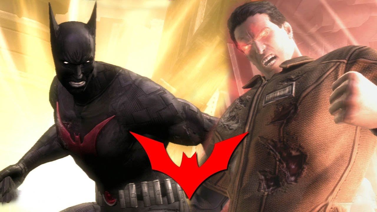 Injustice: Gods Among Us - Batman Beyond vs Superman ...