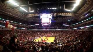 My experience at the United Center