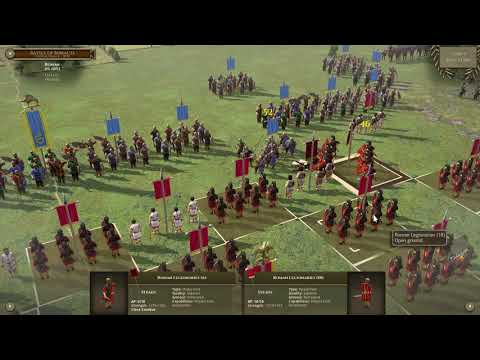 Field of Glory 2 Gameplay