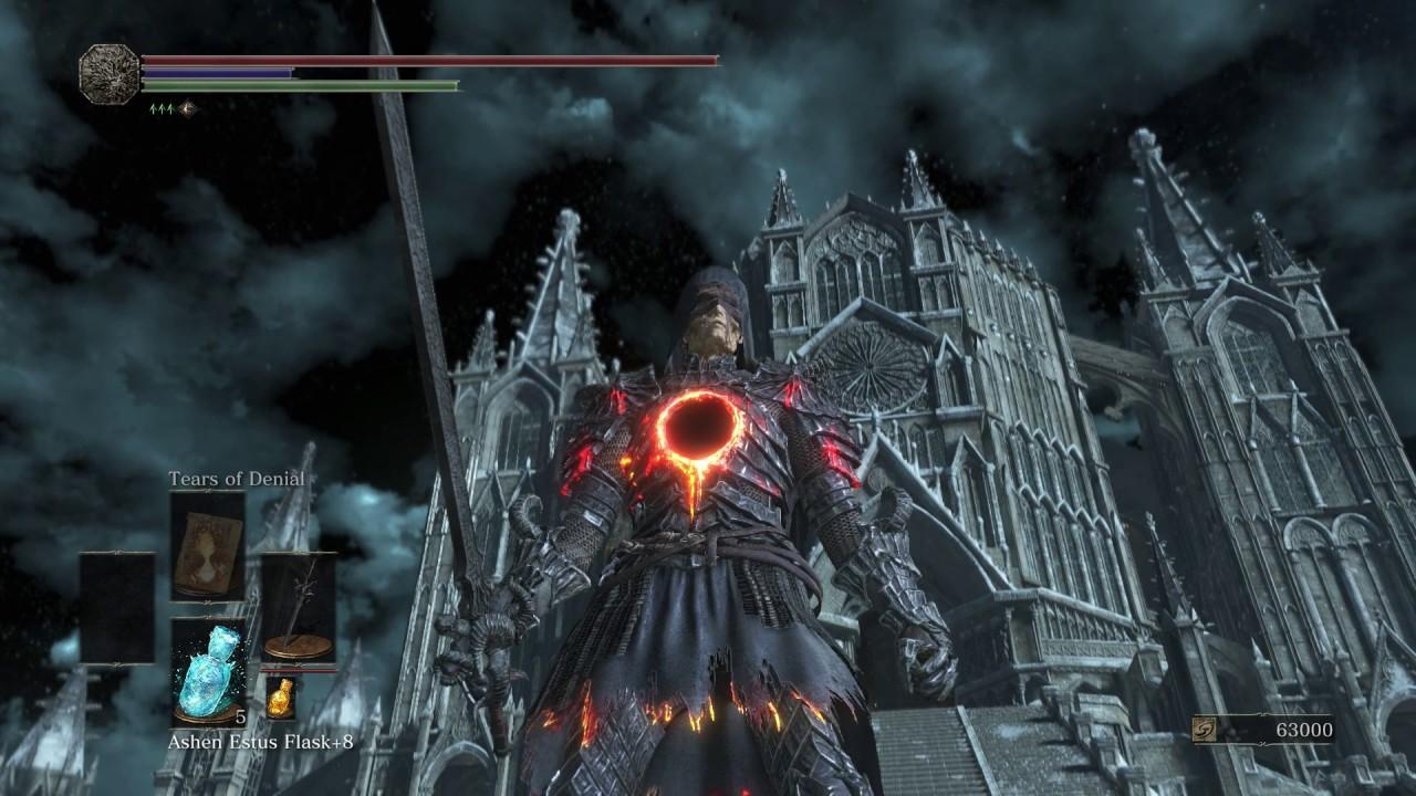 Dark Souls Ringed Armor
