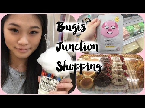 Ep 23. Shopping At Bugis Junction + Orchard Road | DailyAngie