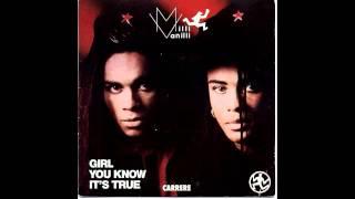 Milli Vanilli - Girl You Know It's True [HQ]