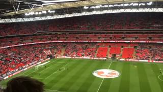 England Vs. Peru - Wembley 2014 - Player Introductions Thumbnail