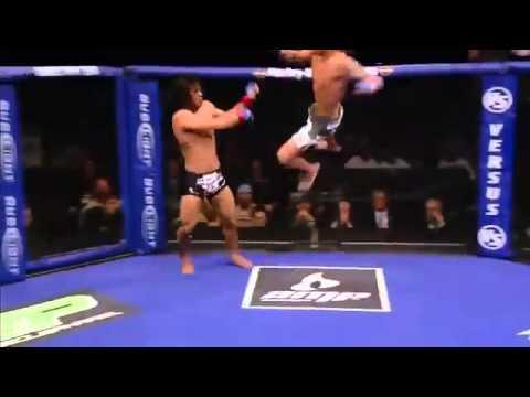 Anthony Pettis - Cage Kick