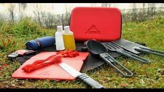 Разделочная доска MSR Alpine Cutting Board обзор снаряжения для похода