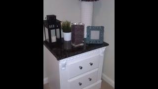 Bedroom Furniture DIY Project