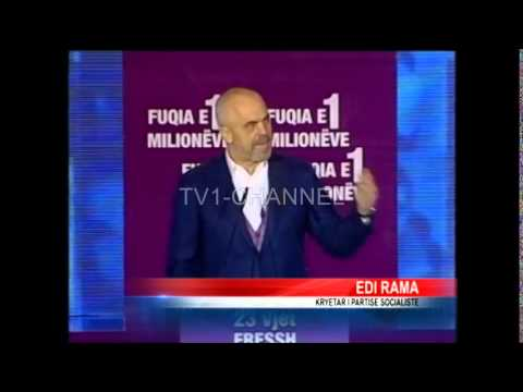 E majta ndez motorret e zgjedhjeve (Tv1-Channel)