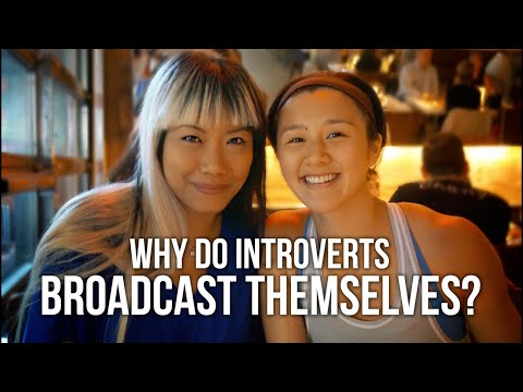 Why Do Introverts Broadcast Themselves? #ClareLim #BrianRose #Uber #NYC