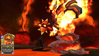 Hearthstone CLASSIC Legendaries inside World of Warcraft