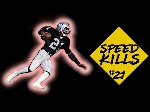 Cliff Branch - Oakland Raiders