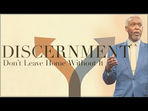 Discernment | Bishop Dale C. Bronner | Word of Faith Family Worship Cathedral