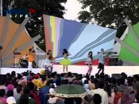 iMeyMey - Cabe Cabean - MNC Festival Jakarta Live