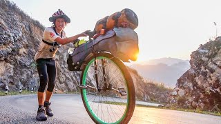 Unicycle Touring and 6000ft Laos Mountains Don't Mix! [Ep.4]
