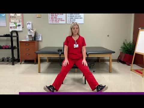 Cardiac Rehabilitation Exercises