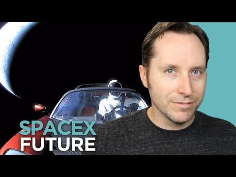 The Falcon Heavy Launch and the Future of SpaceX | Answers With Joe