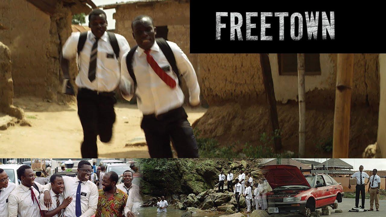 Download Freetown (2015) | Full Movie | Henry Adofo | Michael Attram | Alphonse Menyo