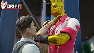 MIDAS TURNS DRIFT INTO GOLD!! - Fortnite Short Films