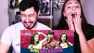 GIRLIYAPA | GIRLSPLAINING EPISODE 3: BEDROOM GAMES | REACTION!