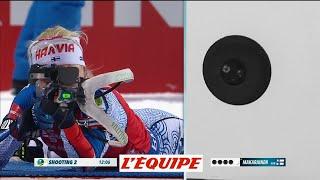 Bescond battu sur le fil par Makarainen dans la poursuite - Biathlon - CM (F)