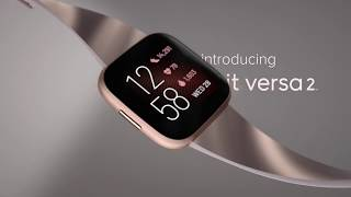 Discover the Fitbit Versa 2   The Good Guys