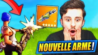 🔴 TOP1 New ARME 'MINI-GUN' CHEAT on FORTNITE: Battle Royale!! (OVERPOWERED)