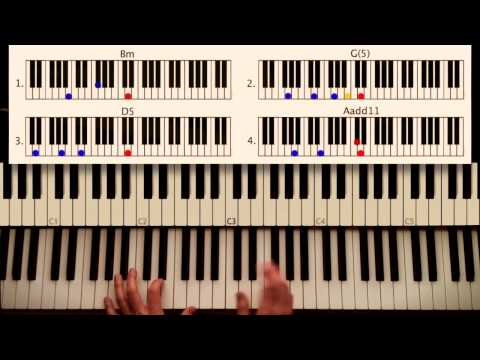 How to play: Say Something - A Great Big World & Christina Aguilera. Piano Couture lesson, tutorial.