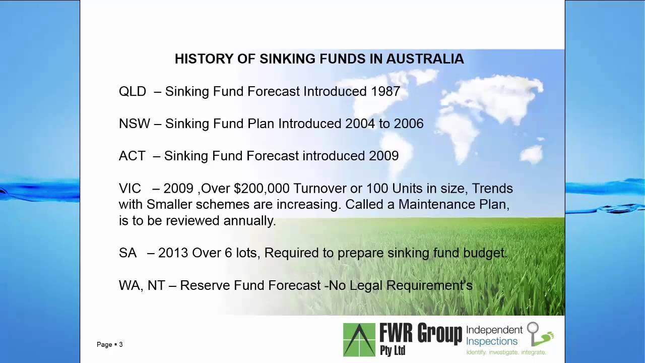 Reserve fund