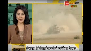 DNA: Army carries out integrated firepower exercise in desert