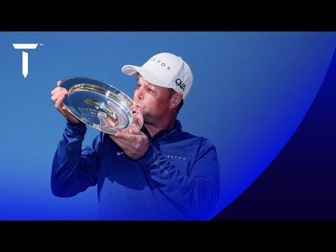 Jonathan Caldwell wins first European Tour event | Final Round Highlights | 2021 Scandinavian Mixed