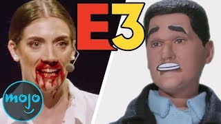 Top 10 Greatest E3 Press Presentations of All Time