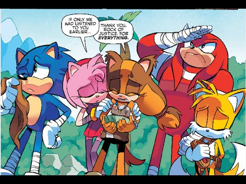 Image result for sonic boom comic series