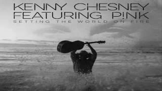 Kenny Chesney - Setting the World On Fire (Lyrics)