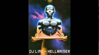 DJ Lime @ Hellraiser 5 (1993 ) Unreleased