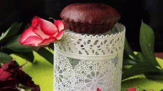 Готовим у Каси / Французская кухня Фондан о шоколя шоколадный десерт фондан