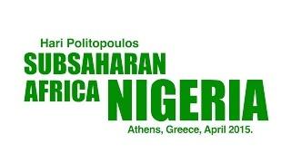 Subsaharan Africa : NIGERIA