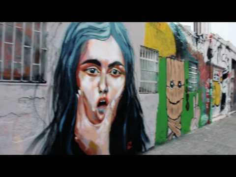 Street art in BCN