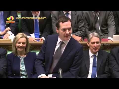 Angela Eagle Vs George Osborne | The Government