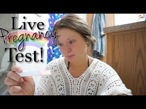 NOT WHAT I WAS EXPECTING!! ||10 DPIUI LIVE PREGNANCY TEST!