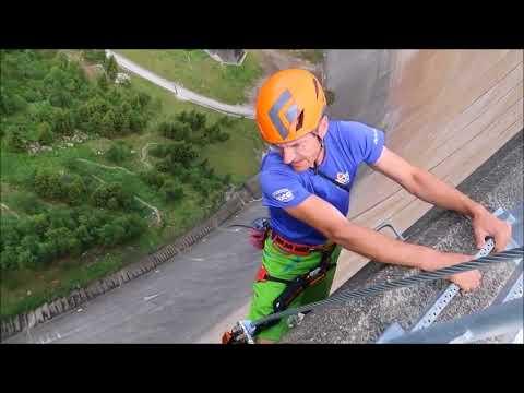 Klettersteigset One Touch : Test klettersteigset skylotec rider 3 0 youtube
