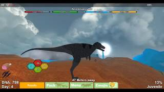 Roblox life the trex episode 2 the t-rex grows