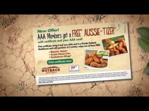 Outback Coupons – Lets go inside