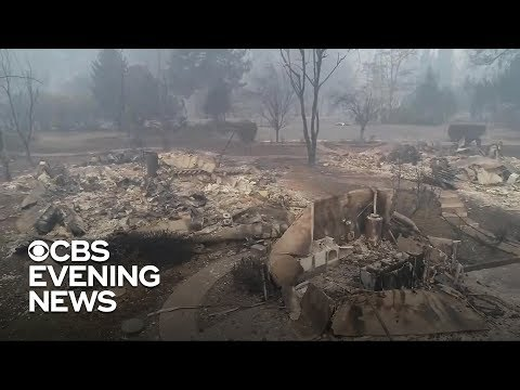 Search for missing in California blaze has become a monumental task