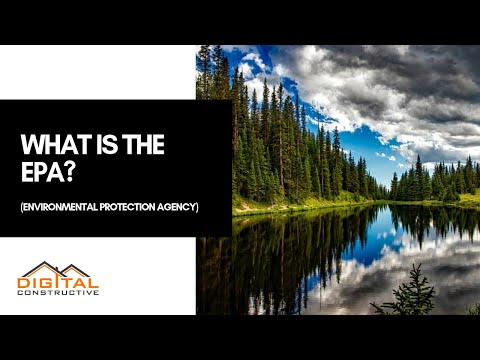 What Is The EPA? - 2 Minute Guide To The Environmental Protection Agency, Certifications, and More!