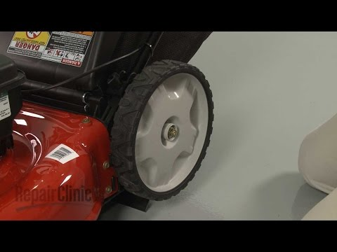 Rear Wheel - MTD Lawn Mower