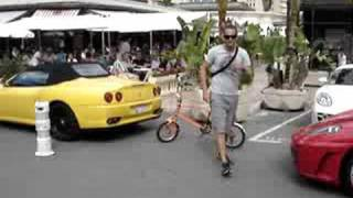 Big Fish Bike in Monte Carlo