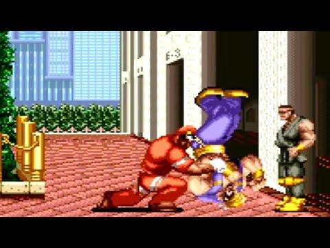 Rival Turf! (SNES) Playthrough - NintendoComplete