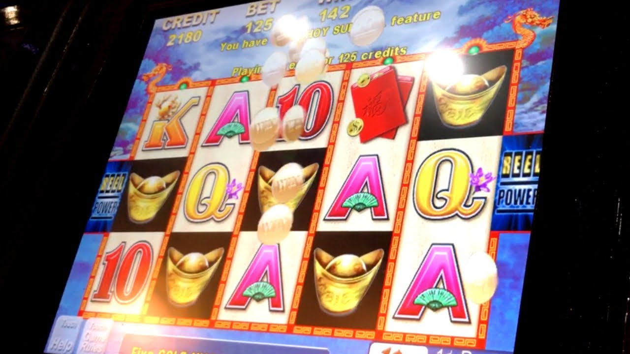 Free Choy Sun Doa Slot Machine