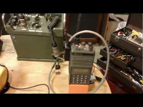 Field Demo W/Mods, A/N GRA-39B, U.S. Army Surplus Radio Remote Control Set, Part 2, Final Summary.