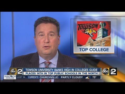 U.S. News & World Report: Towson ranked among top regional universities