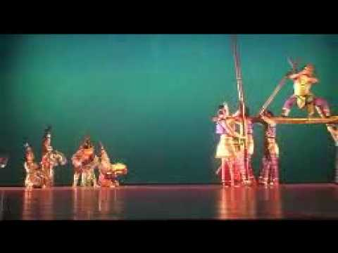Leyte Dance Theater - DANCE XCHANGE